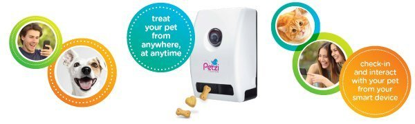 Petzi Treat Cam: WiFi Treat Dispenser for Cats and Dogs 4