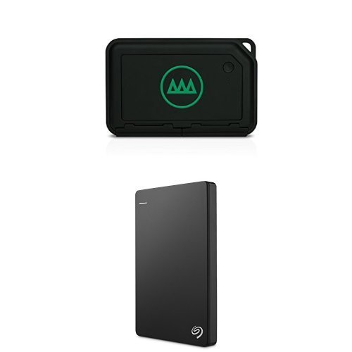 GNARBOX with Seagate Backup Plus Slim 2TB 1