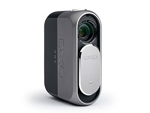 DxO ONE 20.2MP Digital Connected Camera for iPhone and iPad with Wi-Fi (Current Model) 1