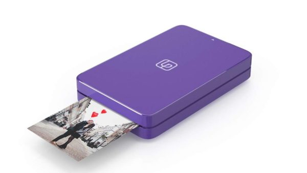 Lifeprint 2x3 Portable Photo and Video Printer for iPhone and Android. Make Your Photos Come to Life w/Augmented Reality - White 1