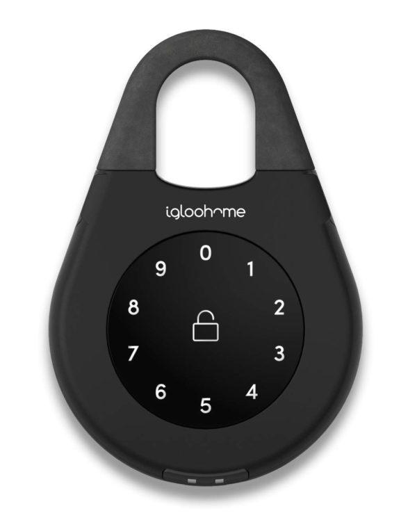 Igloohome Smart Keybox 2, Storage Lockbox for Keys, Grant & Control Access Remotely, Works Offline 1