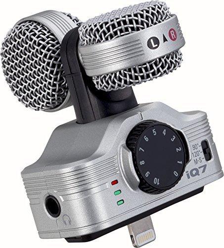 Zoom iQ6 iOS Lightning X/Y Microphone 1