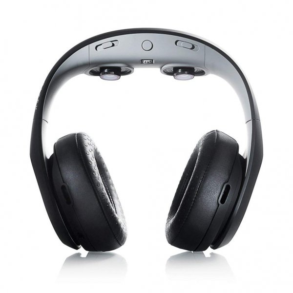 Avegant Glyph AG101 VR Video Headsets, Patented Retinal Imaging Technology MOPS 3D Virtual Reality Goggles HDMI Connecting 1