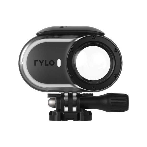 Rylo Water Housing 360 Video Camera Adventure Case, Black/Clear (A0101) 1