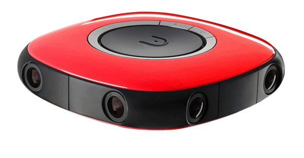 Vuze - 3D 360° 4K VR Camera - Red 1