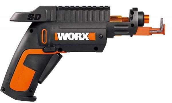 WORX WX255L SD Semi-Automatic Power Screw Driver with Screw Holder 1