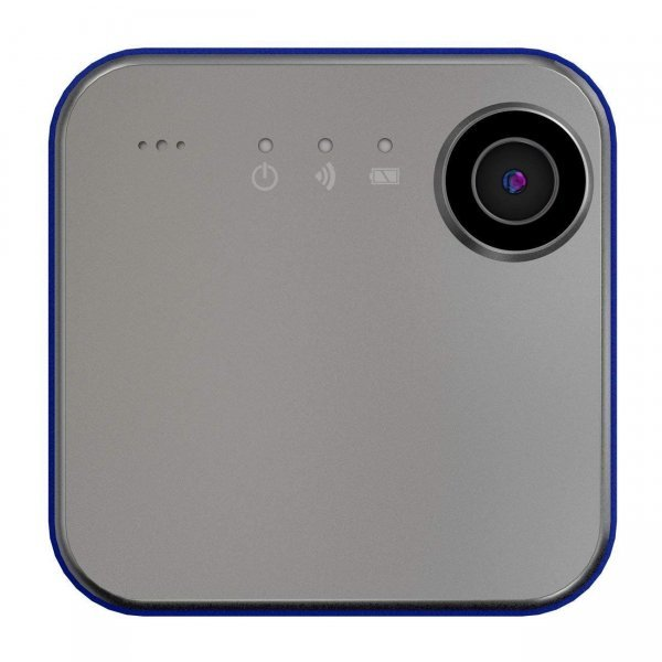 iON Camera SnapCam Wearable HD Camera with Wi-Fi and Bluetooth 1