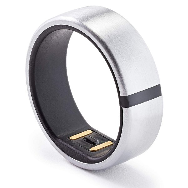 Motiv Ring Fitness, Sleep and Heart Rate Tracker - Waterproof Activity and HR Monitor - Calorie and Step Counter - Pedometer 1