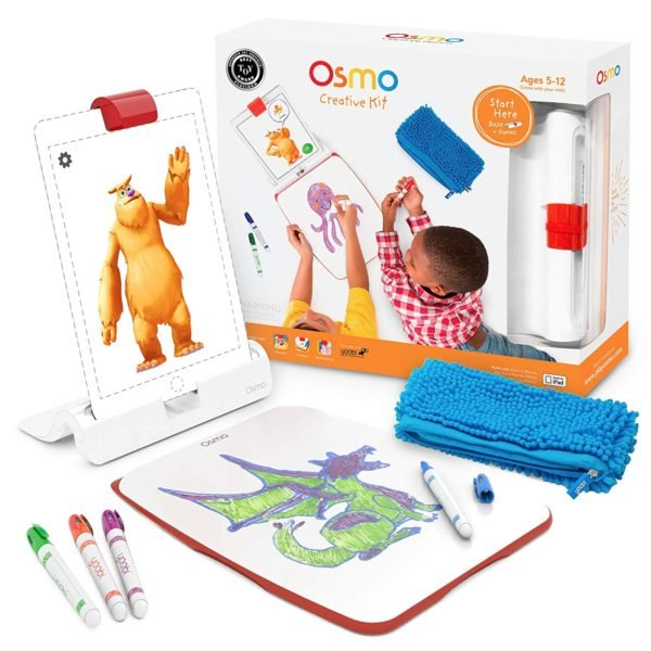 Osmo Creative Kit for iPad (iPad base included) 1
