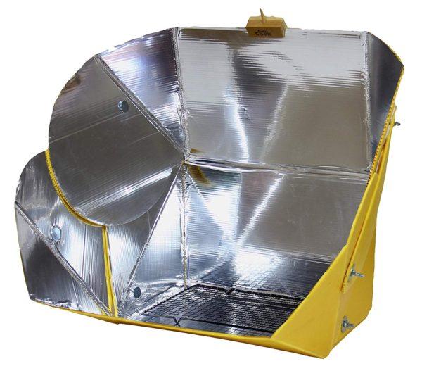 All Season Solar Cooker Camper 1