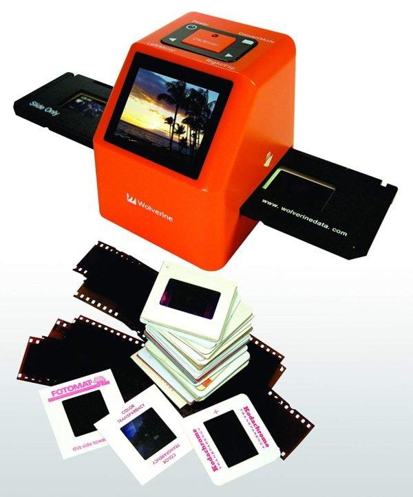 Wolverine F2D20 20 MegaPixels 35mm to Digital Converter 1