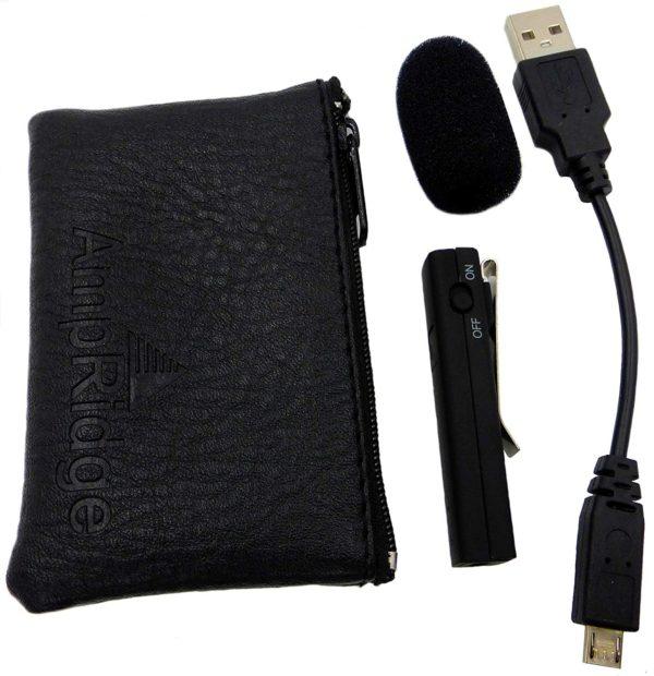 Ampridge MightyMic W+ Wireless Bluetooth Multi-Function Microphone 1