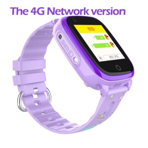 4G Kids Smartwatch with Facetime 8