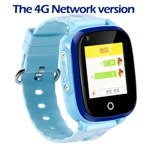 4G Kids Smartwatch with Facetime 7
