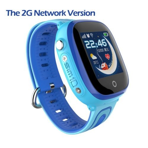 4G Kids Smartwatch with Facetime 9