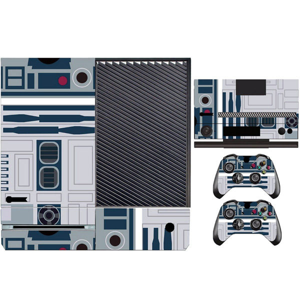 Personality Vinyl Cover Sticker For Xbox One Kinect 2 Controller Skins 1