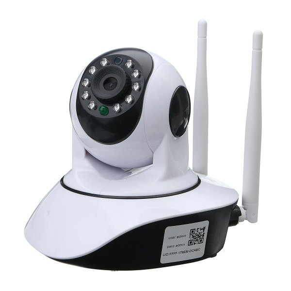 720P Wireless IP Camera Security Network CCTV Camera Pan Tilt Night Vision WIFI Webcam 1