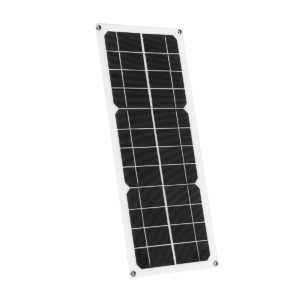 10pcs Mini 0 5v 100ma Diy Polycrystalline Silicon Solar