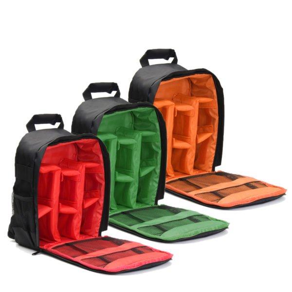 Ferndean S8505 Waterproof Camera Backpack Laptop Bag Rucksack For Canon For Nikon DSLR SLR Camera 1