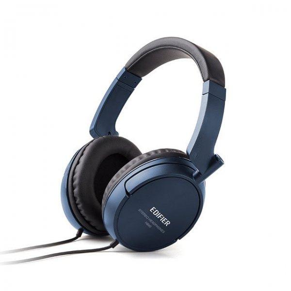 Edifier H840 Noise Cancelling Powerful Sound Ergonomic Ear Pads HIFI Headphone Headset 3.5mm AUX 1