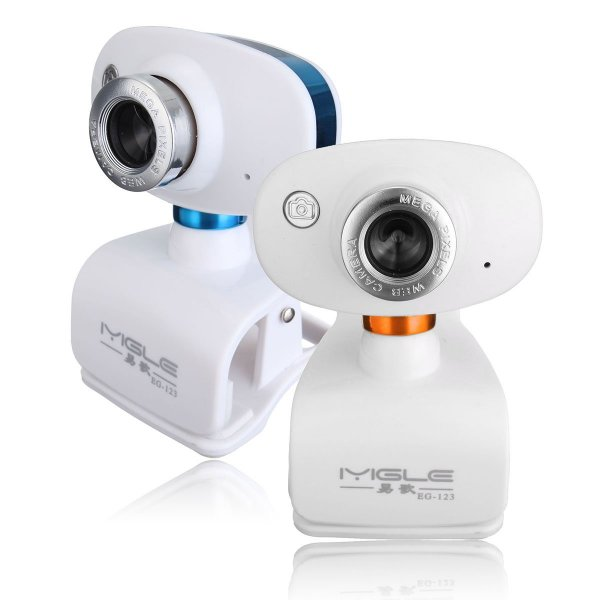 Original IYIGLE 12 Megapixels HD Webcam Computer PC Camera with Magic Effects 1