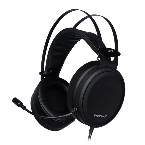 NUBWO N7 3.5mm Audio Jack Stereo Gaming Headphone Headset with Microphone for Desktop PC Computer 1