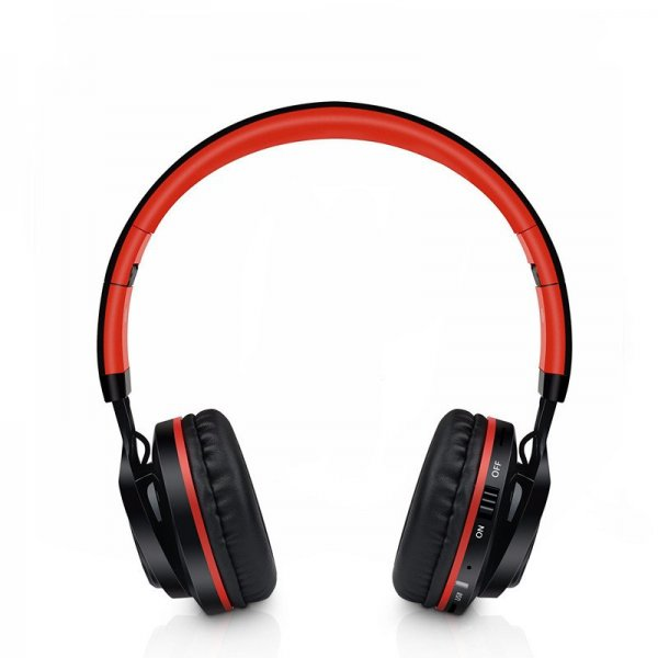M.Way YS-BT9916 Fashion Bluetooth 4.0 Wireless Wired FM Radio Function Headphone 1