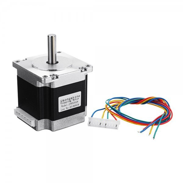 23HS5628 4-lead Nema 23 Stepper Motor 2.8A 8mm Shaft For 3D Printer CNC Part 1