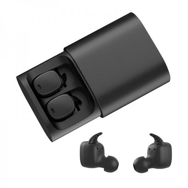 [True Wireless] QCY T1 PRO TWS Dual Bluetooth Earphones IPX4 Waterproof Headphones with Charging Box 1