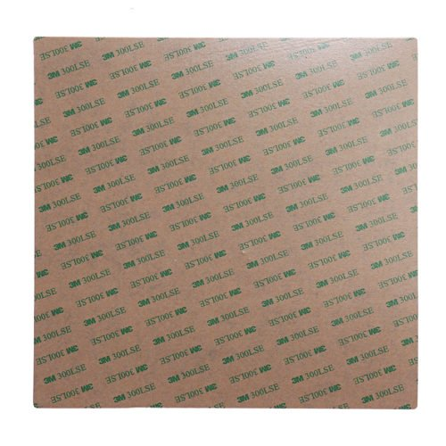 3pcs Creality 3D® 235*235mm Frosted Heated Bed Hot Bed Platform Sticker With 3M Backing For Ender-3 3D Printer Part 7