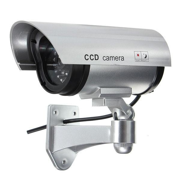 Fake Dummy Surveillance IR LED Imitation Security Camera 1