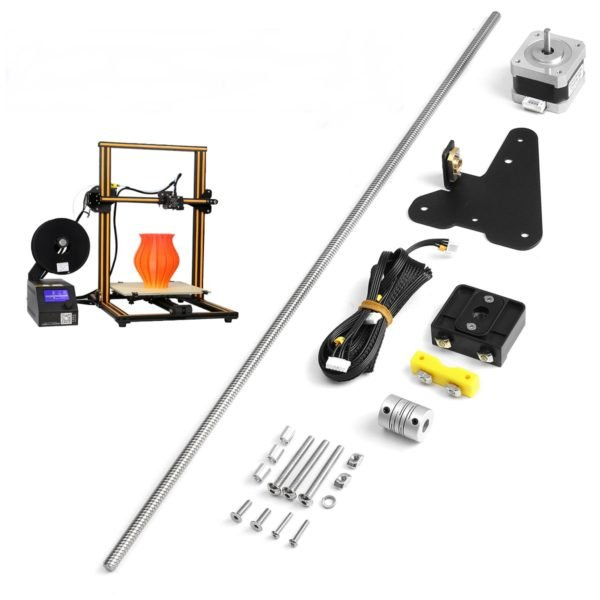 DIY 3D Printer Dual Z-axis Upgrade Kit For Creality CR-10 1