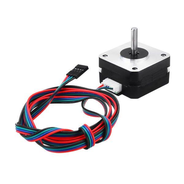 17HS4023 12V Nema 17 2 Phase Stepper Motor For Titan Extruder 3D Printer Motor 1