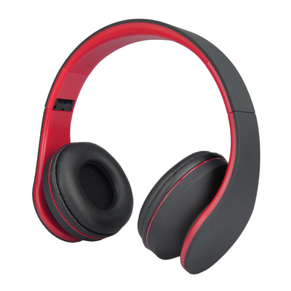 Andoer LH-811 Wireless Stereo Bluetooth 3.0 EDR Headphone Card MP3 Player FM Radio Wired Headset With Mic 1