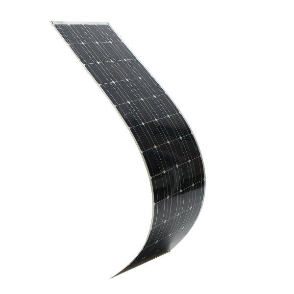 Elfeland® EL-06 150W 24V Semi Flexible Solar Panel + 1.5m Cable For Home RV Boat 1