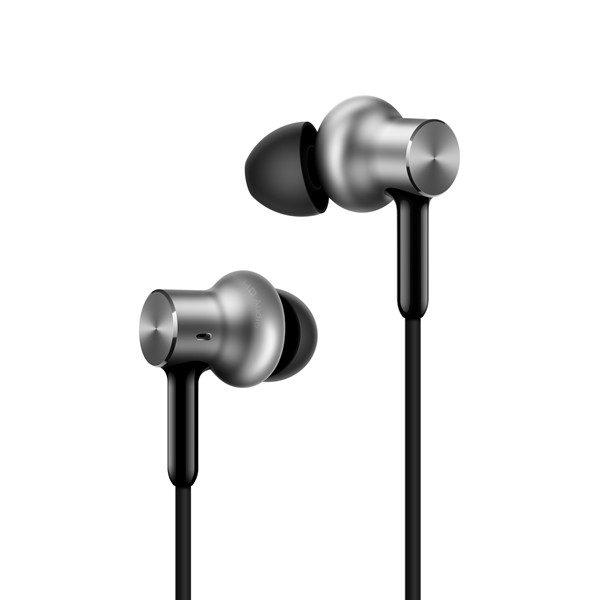 Original Xiaomi Hybrid Pro Three Drivers Graphene Earphone Headphone With Mic For iPhone Android 1