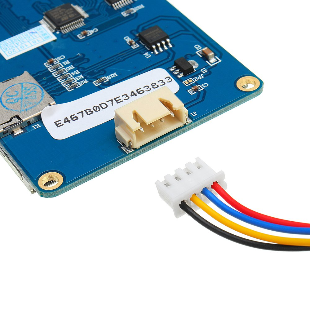 3.5 Inch 480x320 Nextion NX4832T035 HMI TFT LCD Touch Display Module Resistive T