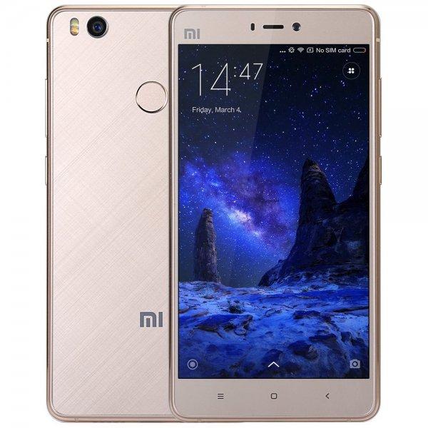 Xiaomi Mi4S 5.0 inch MIUI 8 4G Smartphone Snapdragon 808 64bit Hexa Core Fingerprint ID 3GB RAM 64GB ROM 13.0MP + 5.0MP Dual Cameras Quick Charge Type-C 1