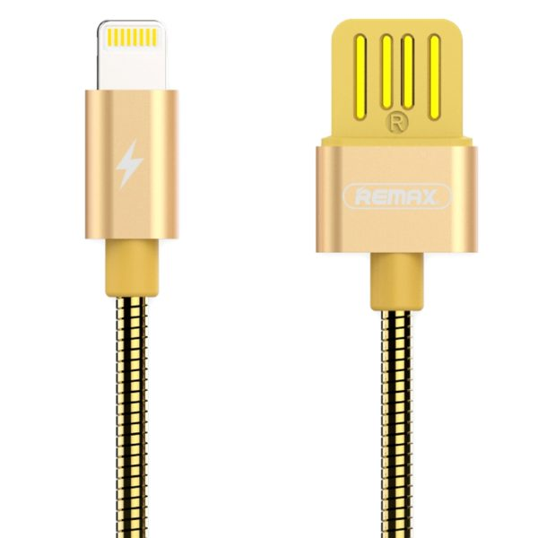 REMAX RC - 080i Silver Serpent Series Universal Data Cable for iPhone 1