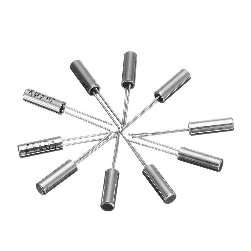 20PCS 32.768KHz 32768HZ Crystal Oscillator 2 x 6mm V!