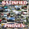 """Hail Protector Patented Portable Car Cover System (ANY SIZE HAIL, REMOTE CONTROLLED, FREE MOBILE APP ALERT SUBSCRIPTION) for Sedans, Hatchbacks and Wagons, 176"""" to 195"""" in length (6 Sizes) 6"""