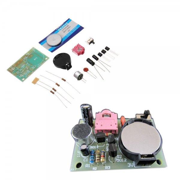 DIY High Fidelity Deaf Hearing Aids Audio Amplifier Kit Digital Amplifier Board Module 1