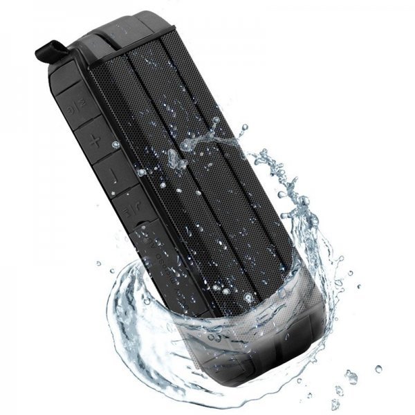 Bakeey™ IP65 Waterproof 10W Dual Unit Wireless Bluetooth V4.2 Speaker Tf Card Hands Free with Mic 1
