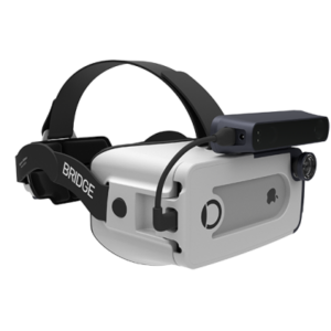 Structure Sensor Reality Headset