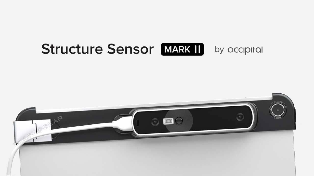 Structure Sensor Mark 2