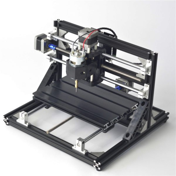 Movable CNC Router Spindle
