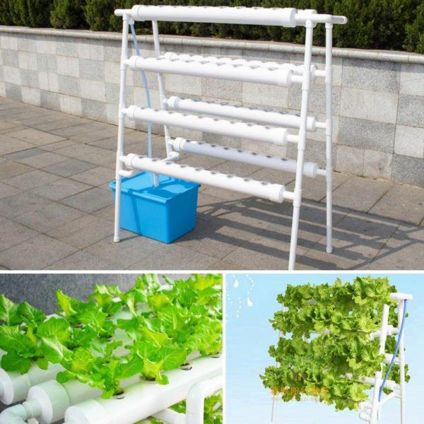 Culture Vegetable Planting System