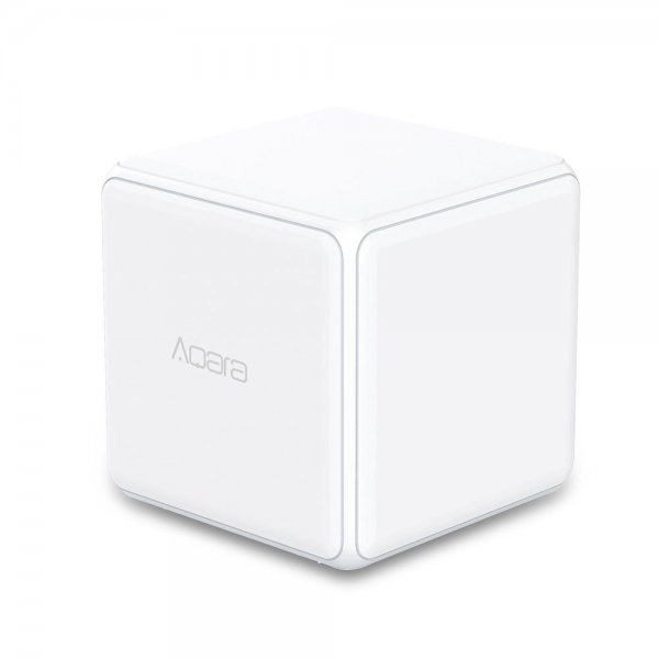 Original Xiaomi Aqara Magic Cube Remote Controller Sensor Six Actions Work with Gateway for Xiaomi Smart Home Kits 1
