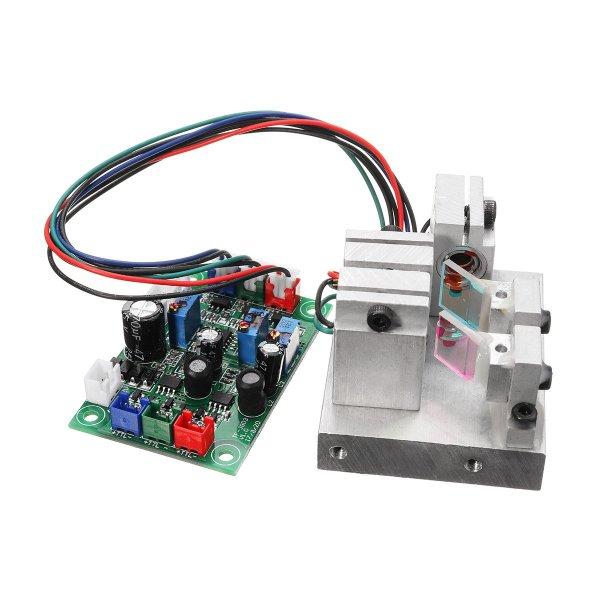 RGB 300mW White Laser Dot Module Red Green Blue 638nm 520nm 450nm TTL Driver Modulation 1