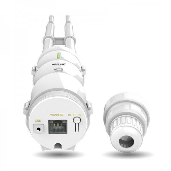 Wavlink AC600 2.4G/5G High Power Outdoor Waterproof WIFI Router/AP Repeater 2 Antennas 1